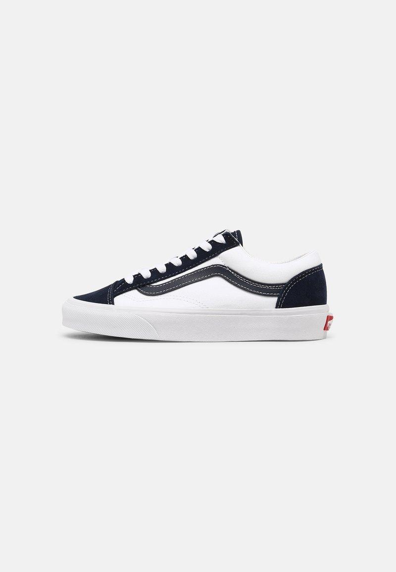 Vans - STYLE 36 UNISEX - Trainers - dress blues/true white