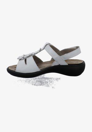 IBIZA  - Sandals - weiss