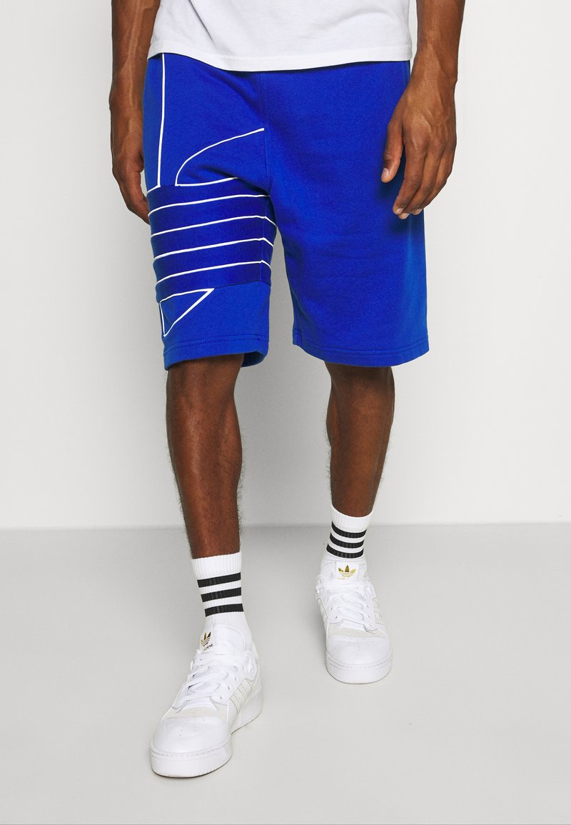 adidas Originals - OUT  - Shorts - royal blue/white