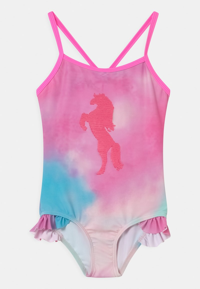 Staccato - KID - Swimsuit - pink batik