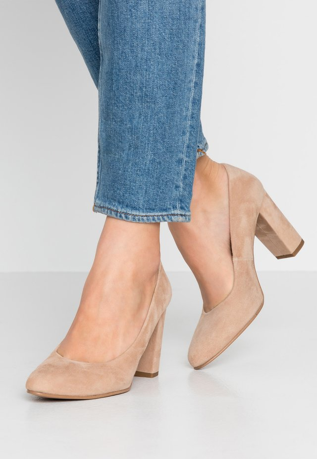 BIBI - High Heel Pumps - cen camel