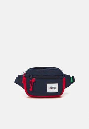 URBAN ESSENTIALS BUMBAG - Bum bag - blue