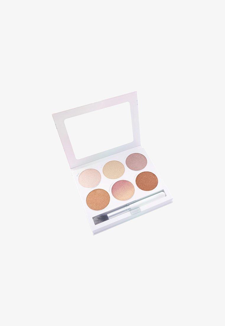 Luvia Cosmetics - LUVIA MEETS MAXIM GIACOMO - PRIME GLOW KIT - Face palette - -