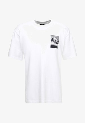 FROM FUJI  - T-shirts print - white