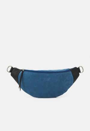 MOTALA - Bum bag - blue denim