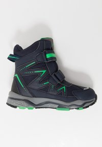 Lurchi - LOMMY SYMPATEX - Winter boots - navy/green - 1