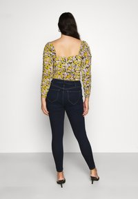 River Island Plus - Jeans Skinny Fit - denim dark - 2
