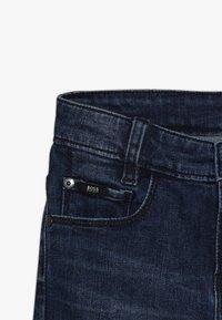 BOSS Kidswear - Jeans straight leg - stone pulverisation - 4