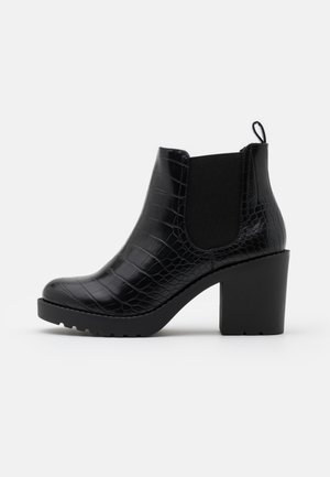 VEGAN MINO - Ankle boots - black