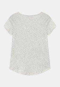 OshKosh - TIER GRAPHIC - Print T-shirt - heather - 1