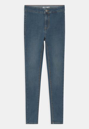 NKFPOLLY - Vaqueros pitillo - medium blue denim