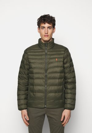 TERRA - Winter jacket - dark loden