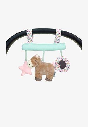 SPIELZEUG ZUM AUFHÄNGEN PAULINE - Toy for babies - mehrfarbig
