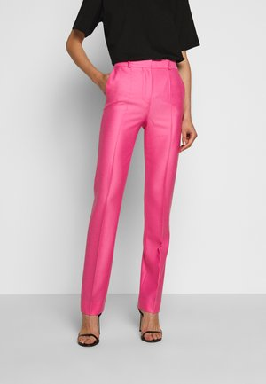 DRAINPIPE - Trousers - candy pink