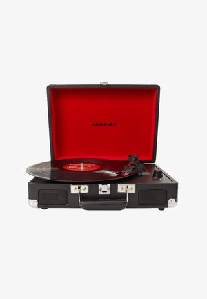 PLATTENSPIELER CRUISER DELUXE - Record player - black