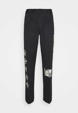PILLAGER PANT - Kalhoty - black