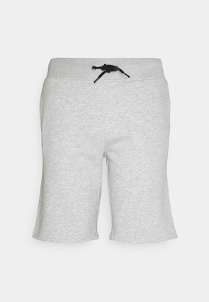 Shorts - mottled light grey