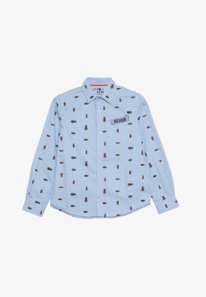 TEEN BOYS  - Shirt - blue fog