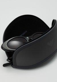 Emporio Armani - Sluneční brýle - dark brown - 1