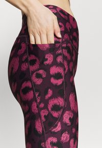 Under Armour - Leggings - polaris purple - 3