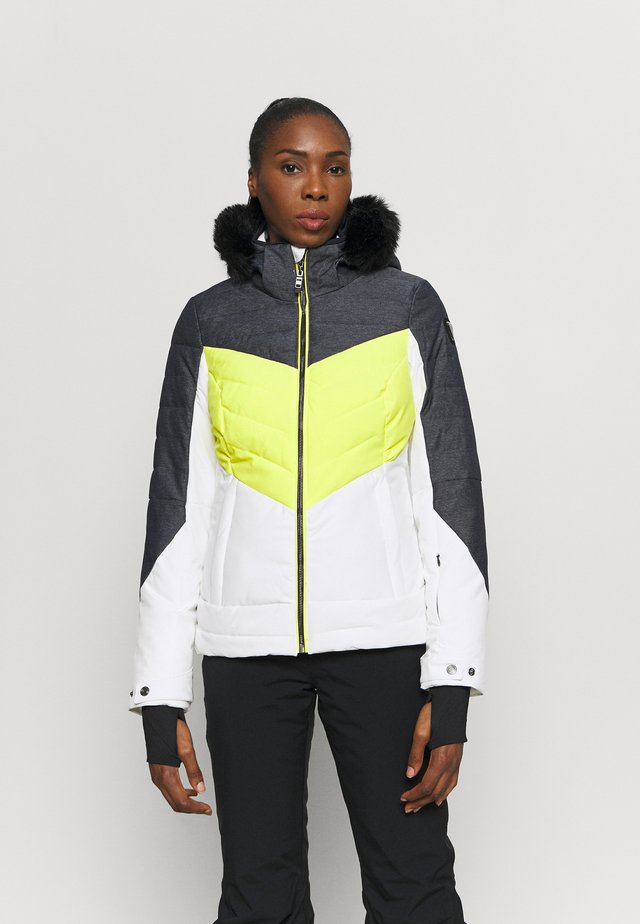 ATKA QUILTED SKI - Ski jacket - denim