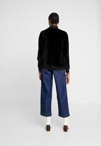 KIOMI - Maglietta a manica lunga - black - 2