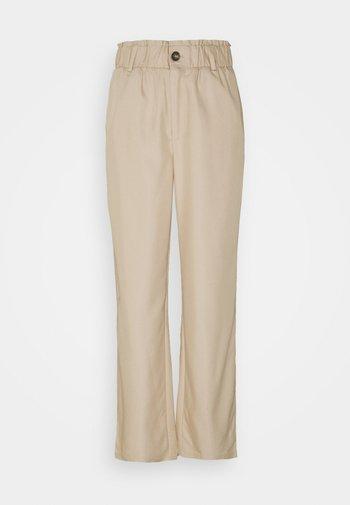 KOLINA  - Trousers - light brown