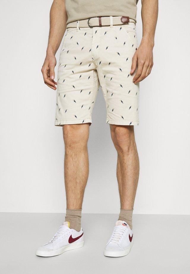 ASHFIELD - Shorts - fog