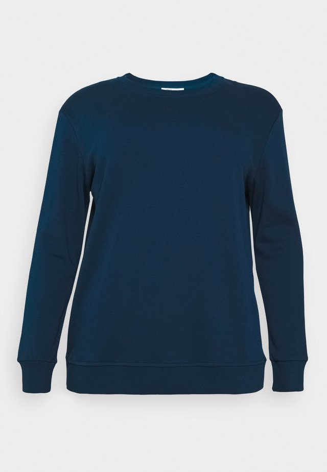 PLAIN - Sweatshirt - navy
