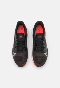 Nike Performance - ZOOMX SUPERREP SURGE - Zapatillas de entrenamiento - black/white/bright crimson/pure platinum - 3