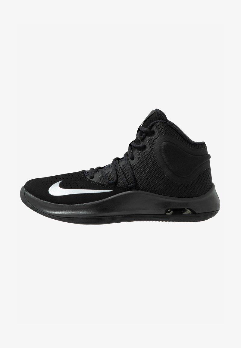 Nike Performance - AIR VERSITILE IV - Basketball shoes - black/metallic cool grey/anthracite