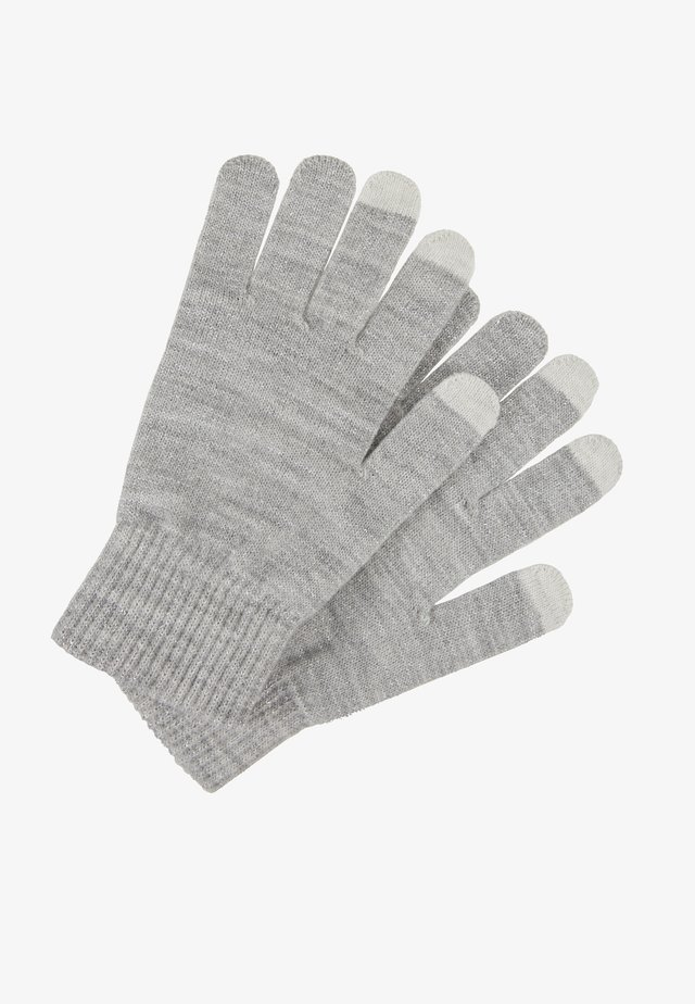 UNA - Gloves - grey