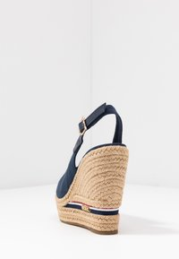 U.S. Polo Assn. - AFRODITE - Sandalias de tacón - dark blue - 5
