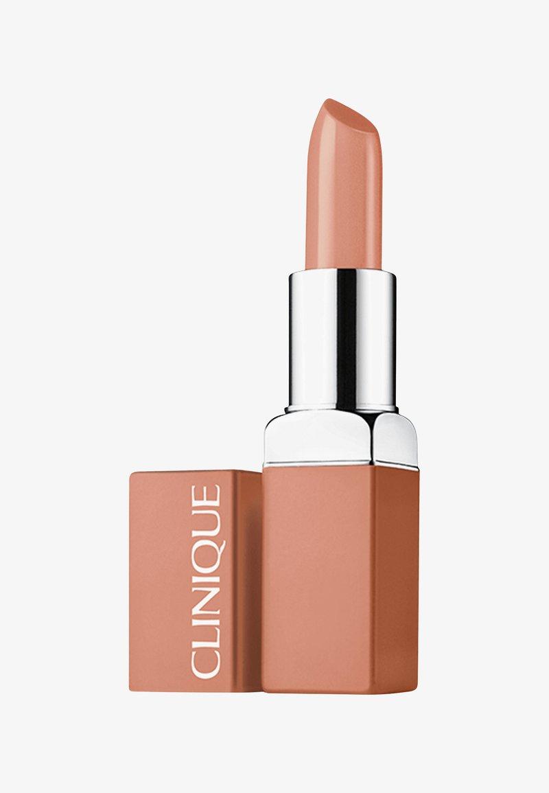 Clinique - EVEN BETTER POP BARE LIPS - Lipstick - 01 eyelet