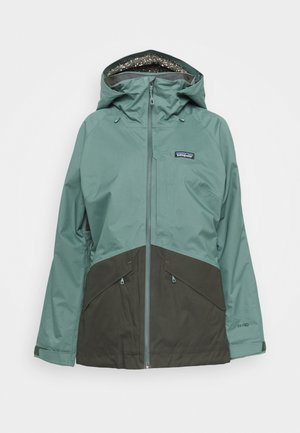 INSULATED SNOWBELLE - Skijacke - regen green