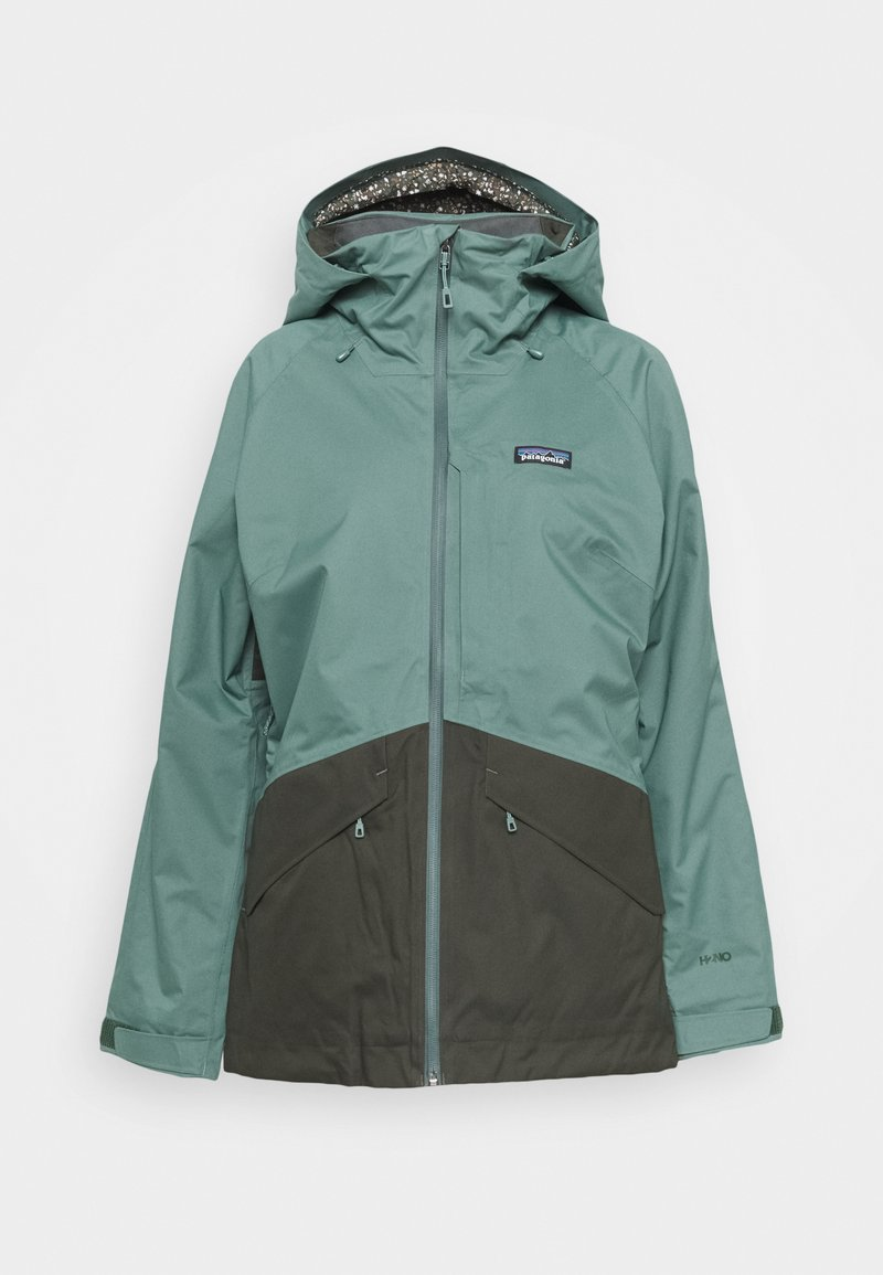 Patagonia - INSULATED SNOWBELLE - Ski jacket - regen green