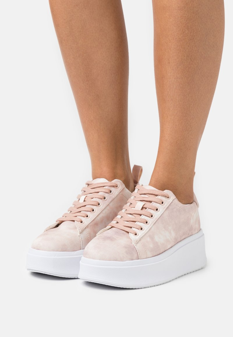 Call it Spring - VEGAN COLOSSAL - Baskets basses - light pink
