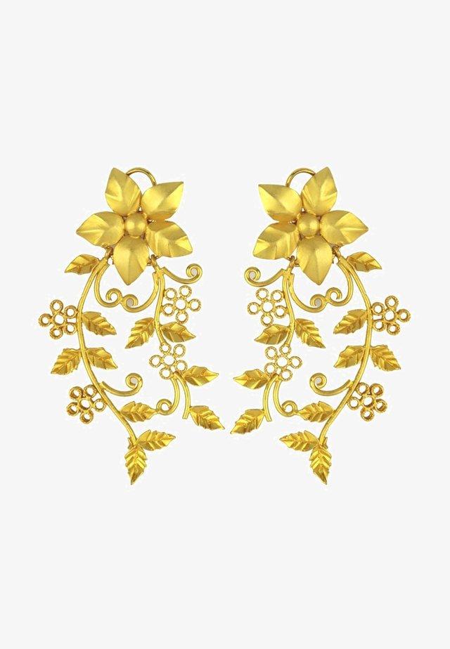 SEVILLIAN BLOSSOM - Boucles d'oreilles - gold