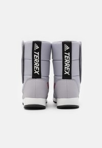 adidas Performance - TERREX COLD.RDY SHOES - Botas para la nieve - glow grey/clear black/purple tint - 2