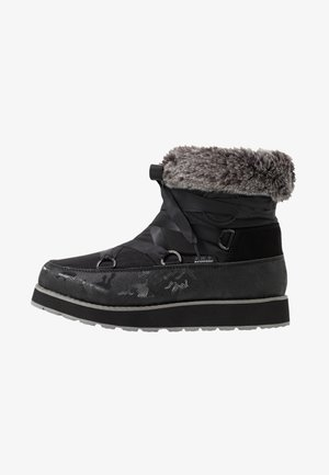 TOMERA  - Snowboots  - black