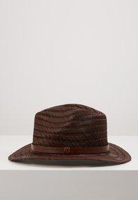 Brixton - MESSER FEDORA - Cappello - brown - 4