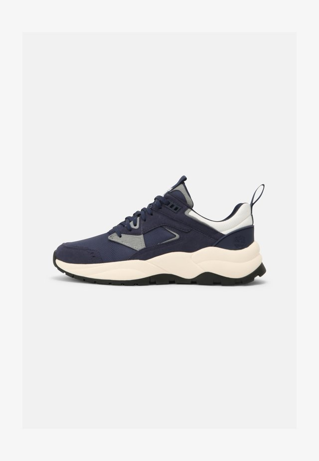 TREE RACER - Trainers - navy