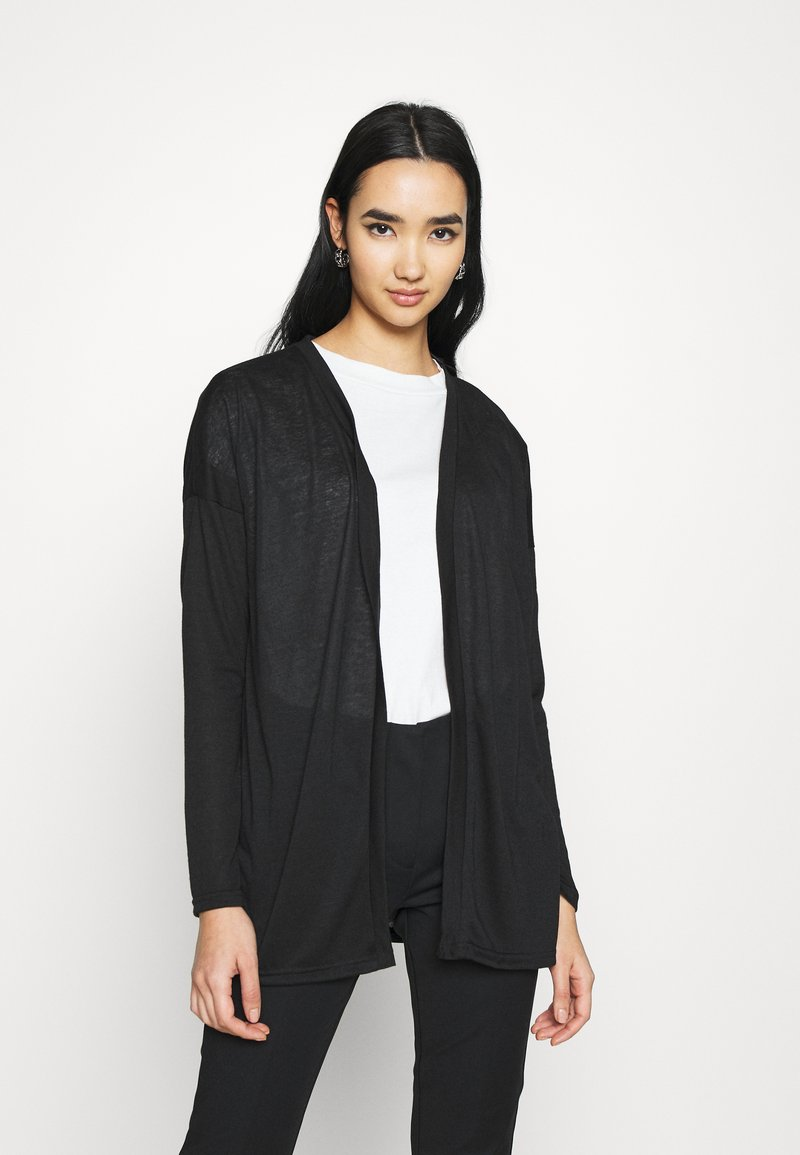 Vero Moda - VMSUPER  - Kardigan - black