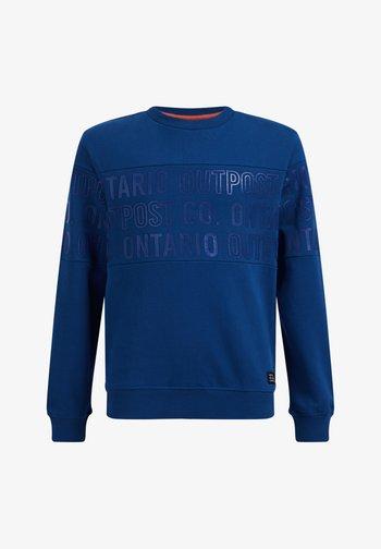 Sweatshirt - cobalt blue