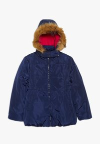 Lemon Beret - SMALL GIRLS JACKET - Winter jacket - navy blazer - 0