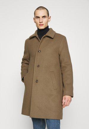 BEAU - Classic coat - clay