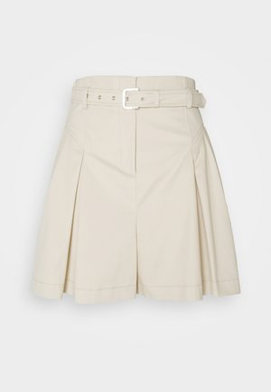 TROUSERS - Shortsit - ivory