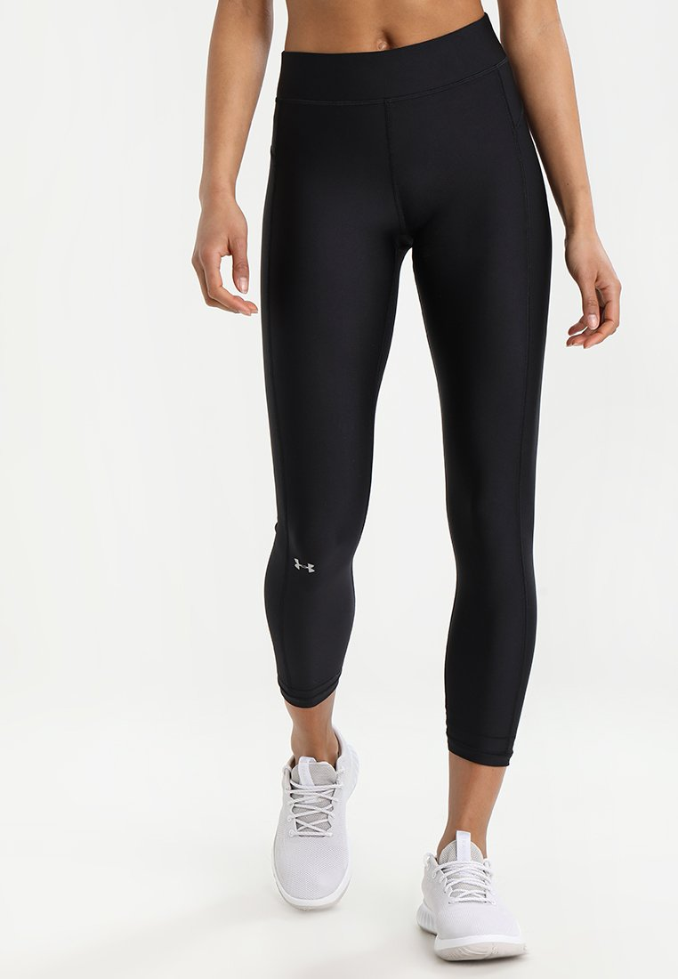 Under Armour - ANKLE CROP - Medias - black