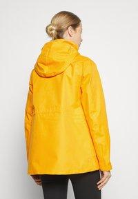 Didriksons - Hardshell jacket - saffron yellow - 2