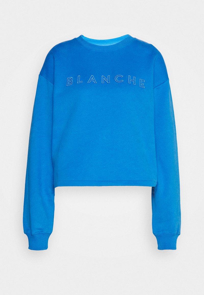 BLANCHE - HELLA EXCLUSIVE - Sweatshirt - daphne